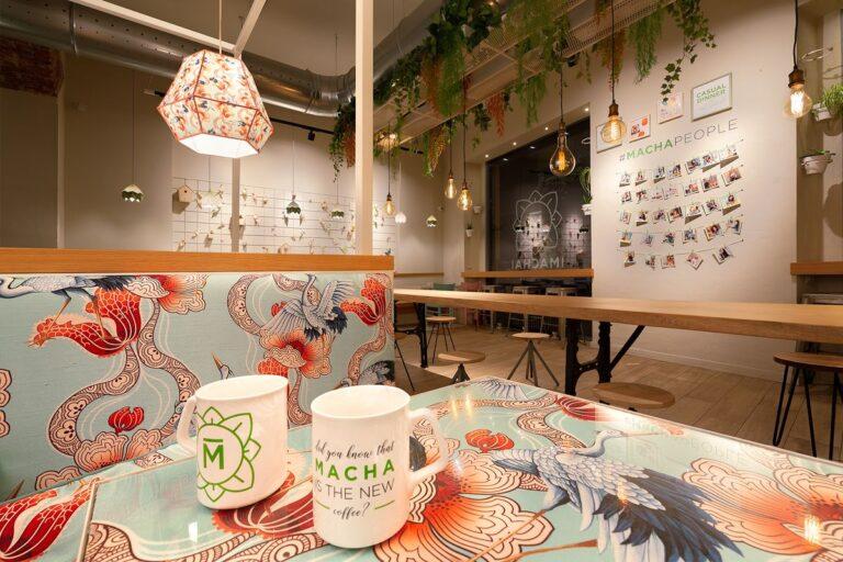 christian basetti fotografo interni bistrot macha cafè milano